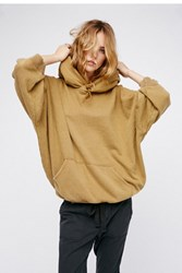 Free People Womens Maxed Out Hoodie