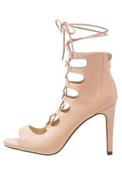 Evenandodd High Heeled Sandals Nude