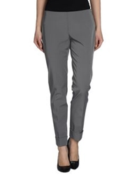 Peserico Sign Casual Pants Grey