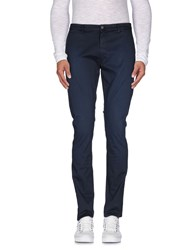 People Trousers Casual Trousers Men Blue