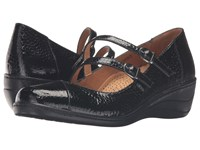 Spring Step Thorny Black Women's Shoes