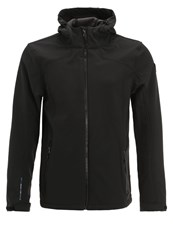 Killtec Honesto Soft Shell Jacket Schwarz Black