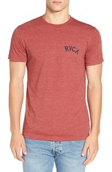 Rvca Men's 'Free And Wild' Graphic T Shirt