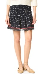 Ulla Johnson Amalia Skirt Midnight