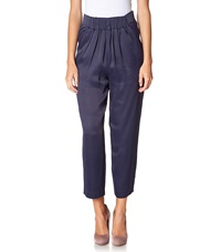 Twenty8twelve Trousers Dunkelblau Blue