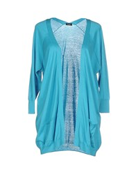 Snobby Sheep Knitwear Cardigans Women Turquoise