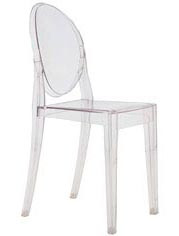 Kartell Victoria Ghost Chair Set Of 2
