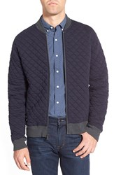 Men's Bonobos Diamond Quilted Bomber Jacket