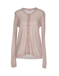 Rose' A Pois Cardigans Dove Grey