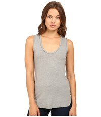 Project Social T Boardwalk Linen Tank Top Paloma Women's Sleeveless Brown