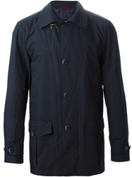 Fay Zip And Button Fastening Jacket