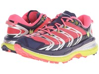 Hoka One One Speedgoat Astral Aura Neon Pink Women's Running Shoes
