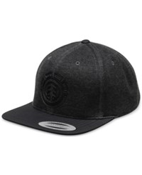 Element Men's Hat Knutsen Snapback Cap Obk Origin