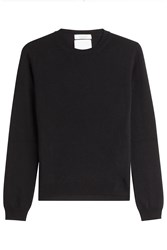 Valentino Cashmere Pullover With Rockstuds Black