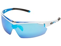 Tifosi Optics Talos All Sport Interchangeable Race Blue Sport Sunglasses Red