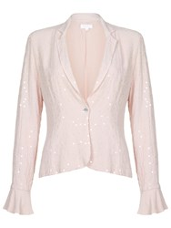 Ghost Carla Jacket Nude