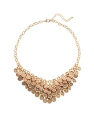 Chesca Bead Cluster Short Necklace