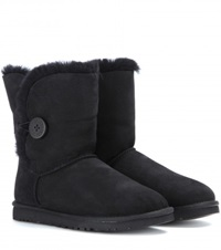 Ugg Bailey Button Boots Black