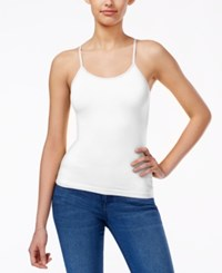 Energie Juniors' Penny Strappy Cami Top Bright White