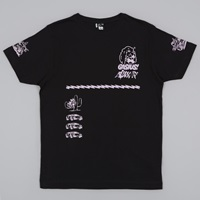 Gasius More Stolen Stuff Tee Black