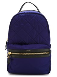 Moncler 'Gigi' Backpack Blue