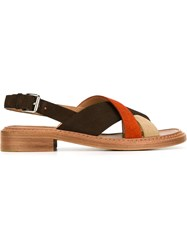 Church's 'Maria' Sandals Brown