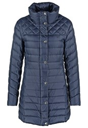 Gant Down Coat Marine Dark Blue