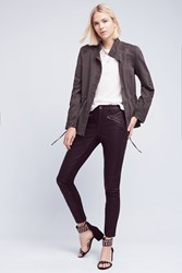 Anthropologie Travis Cargo Jacket Grey