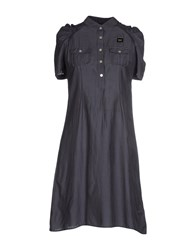 Blauer Dresses Short Dresses Women Lead