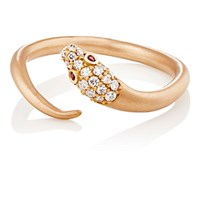 Tate Women's Snake Ring No Color