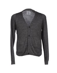 Zu Elements Zu Elements Knitwear Cardigans Men Grey