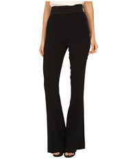 Rachel Zoe Jolee Tuxedo Pants Black Women's Casual Pants