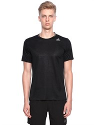 Adidas Performance Logo Classic Nylon Running T Shirt