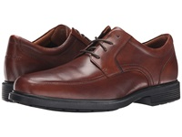 Rockport Dressports Luxe Apron Toe Ox New Brown Men's Shoes