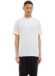 Y 3 3S Crew Neck T Shirt White