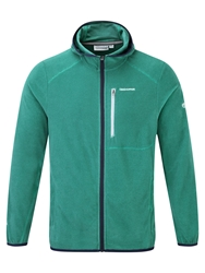 Craghoppers Pro Lite Plain Crew Neck Pull Over Jumpers Green