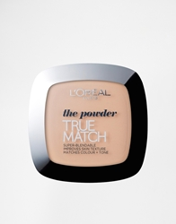 L'oreal L'oreal True Match Powder Beige