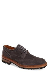 Men's Magnanni 'Berto' Water Resistant Wingtip Oxford
