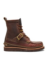 Yuketen Main Guide Db Boots W Strap Brown
