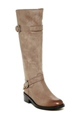 Chocolat Blu Lorretta Tall Boot Gray