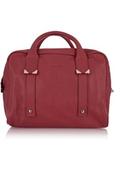 See By Chloe Daisie Textured Leather Duffle Bag