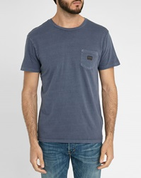 Denim And Supply Ralph Lauren Navy Ds Pocket T Shirt