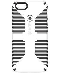 Speck Candyshell Grip Phone Case For Iphone 5 5S Se White Black