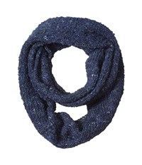 Echo Boucle Loop Navy Scarves