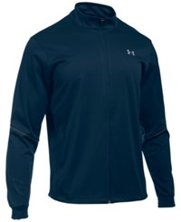 Under Armour Men's Elements Coldgear Infrared Storm Jacket Navy