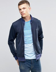 Bench Zip Through Track Jacket Navy