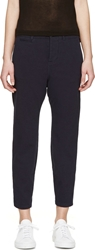 Nlst Navy Knit Chino Lounge Pants