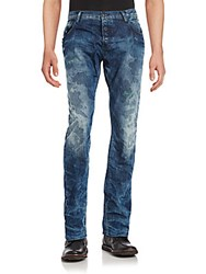 Prps Geccoon Slim Fit Mid Rise Jeans Indigo