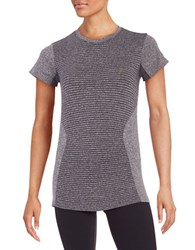 New Balance Active Knit Tee Black