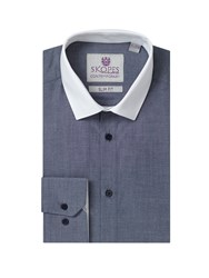 Skopes Contemporary Collection Formal Shirt Chambray